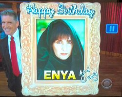 Happy Birthday, Craig! (and Enya)